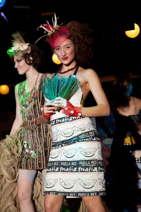 Business: Barrio Designer: Paris Materials: Paella Bags