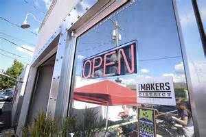 Bend's Makers District