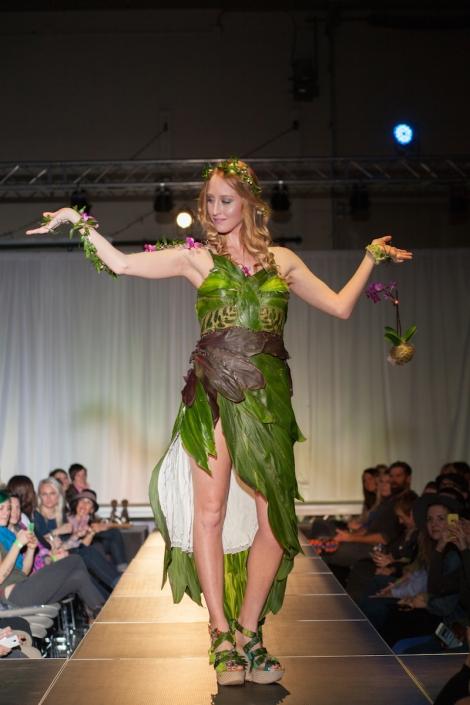 STRINGSOIL Designer: NSpekktor Materials: Discarded Plant leaves