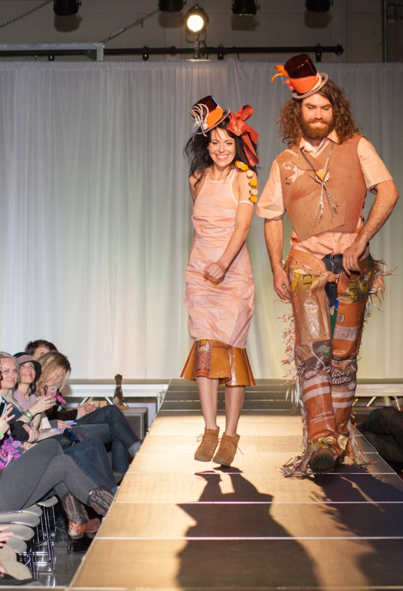 THE MAKERS DISTRICT Designers: Allison Murphy & Sarabella Materials: