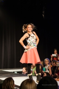 Designers: Ella Cook & Scout Gesuale; Model: Matea Gesuale