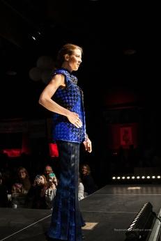 Designer: Karen Holm Model: Leah Williamson