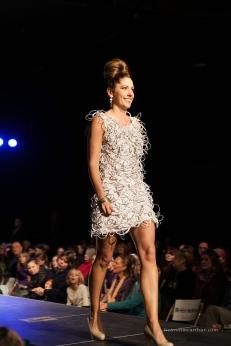 Designer: Kelly Powell Model: Courtney Finstad