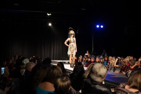 Designer: Howl Attire Model: Lindsey Jones
