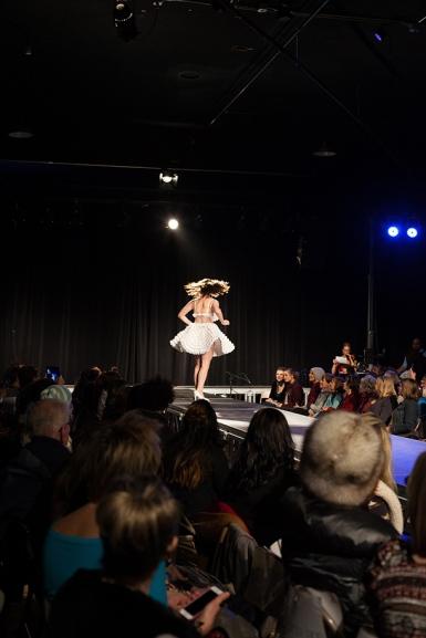 Designer: Hailey Kavanagh Model: Chloe Miller