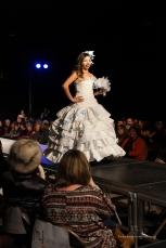 Designer: Becky Weathers Model: Kelly Martinez