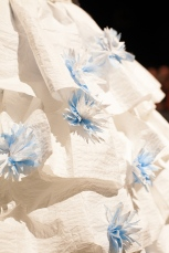 Materials: Hospital waste paper towels